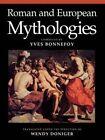 Roman and European Mythologies by Yves Bonnefoy (Paperback, 1992)