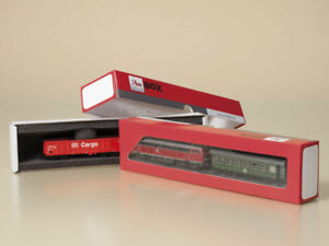 Auhagen 99305 Au-BOXen 200 x 47 x 30 mm - 10 Stück #NEU in OVP#