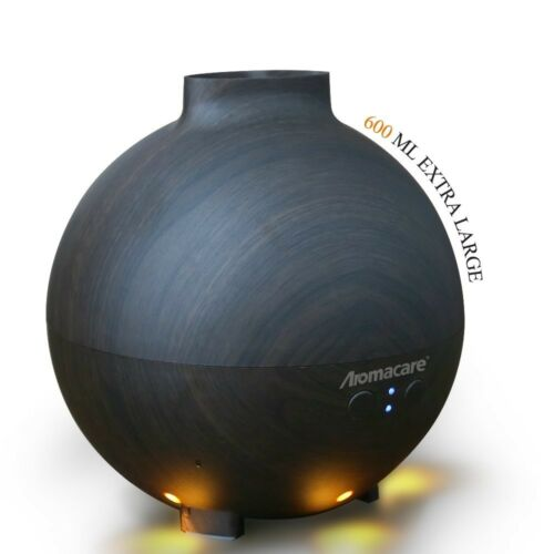 Aromacare Essential Oil Diffuser Humidifier Cool Mist Aromatherapy Fragrance