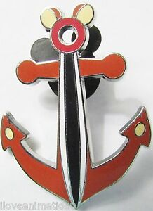 Authentic Disney Pin DCL Mystery Anchor Series Cruise Dale From Chip /& Dale