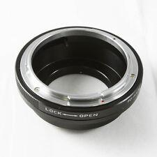 Canon FD mount lens to Olympus Panasonic Micro 4/3 Adapter G6 GF6 E-P5 OM-D E-M1