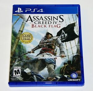 Replacement Case No Game Assassins Creed Iv Black Flag