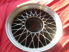 Original Alfa Romeo 75 / Alfetta Gtv 2,5 / 90 BROHL 1x Felge 5 Loch ET 20 NEU