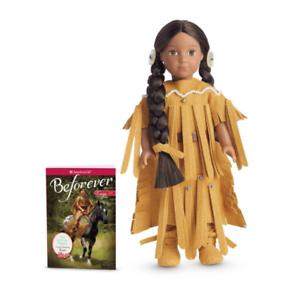 Kaya Mini Doll  W// book by American Girl Doll