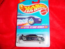 HOT WHEELS #287 ZENDER FACT 4 WITH UH RIMS STEEL STAMP SERIES FREE USA SHIP