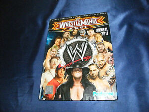 WRESTLING-WWE-WRESTLEMANIA-26-BUCH-DIN-A4-VIELE-FOTOS-2011-UNDERTAKER