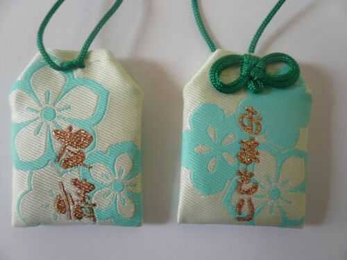 "1 pc Japanese Amulet ""YUJO"" Friendship Omamori good luck charmMade in Japan"