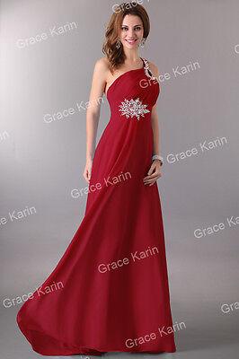 Sexy Vestido de noche vestido de fiesta Vestido Chiffon Vestido de dama de honor