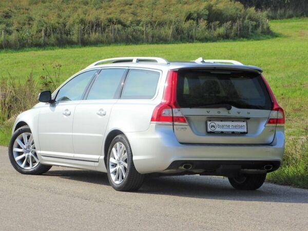 Volvo V70 2,0 D4 181 Summum - billede 4