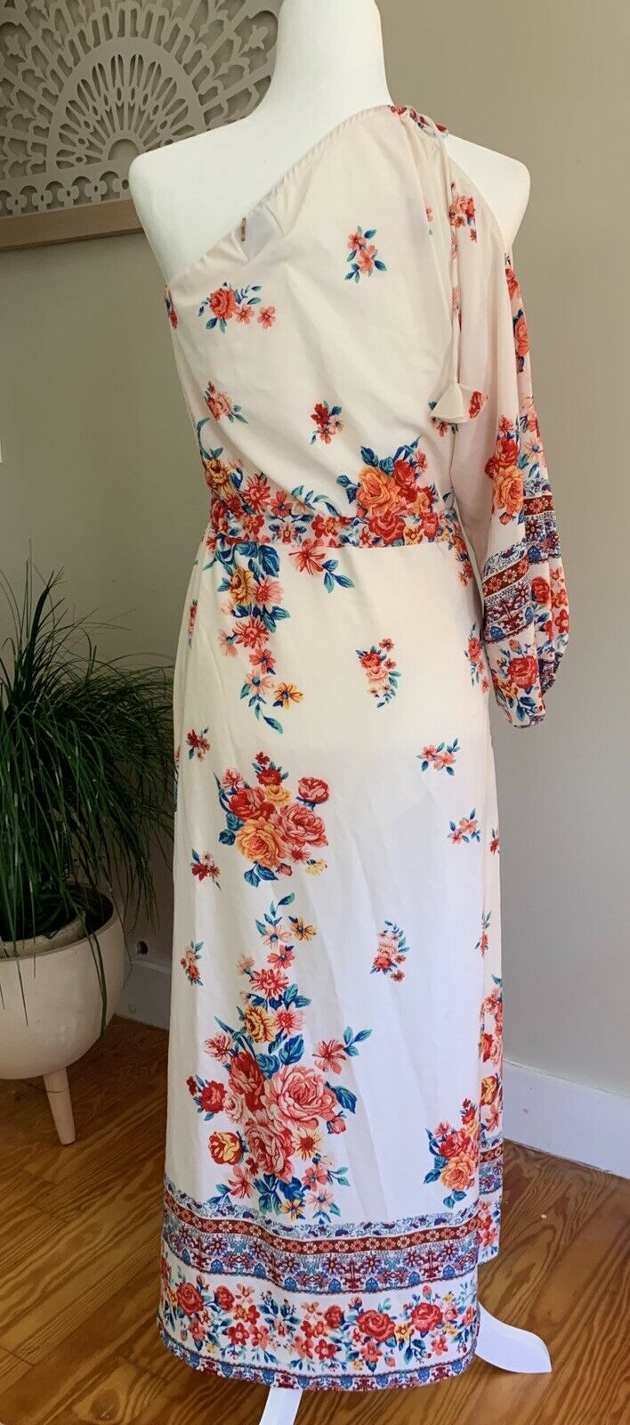 Catalina Dress in Floral MISA Los Angeles Sz S - image 6