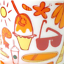 thumbnail 4 - ☕2oz ORNAMENT Starbucks Hawaii WAIKIKIBEEN THERE Demitasse Espresso Mini Mug
