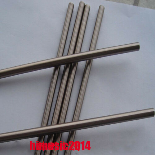 1pcs High Purity 99.99/% Nickel Ni Metal Rod Bar Diameter 8mm Length 100mm