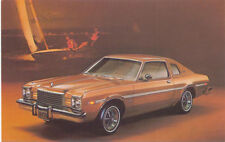 Dodge Aspen for 1978 original Postcard