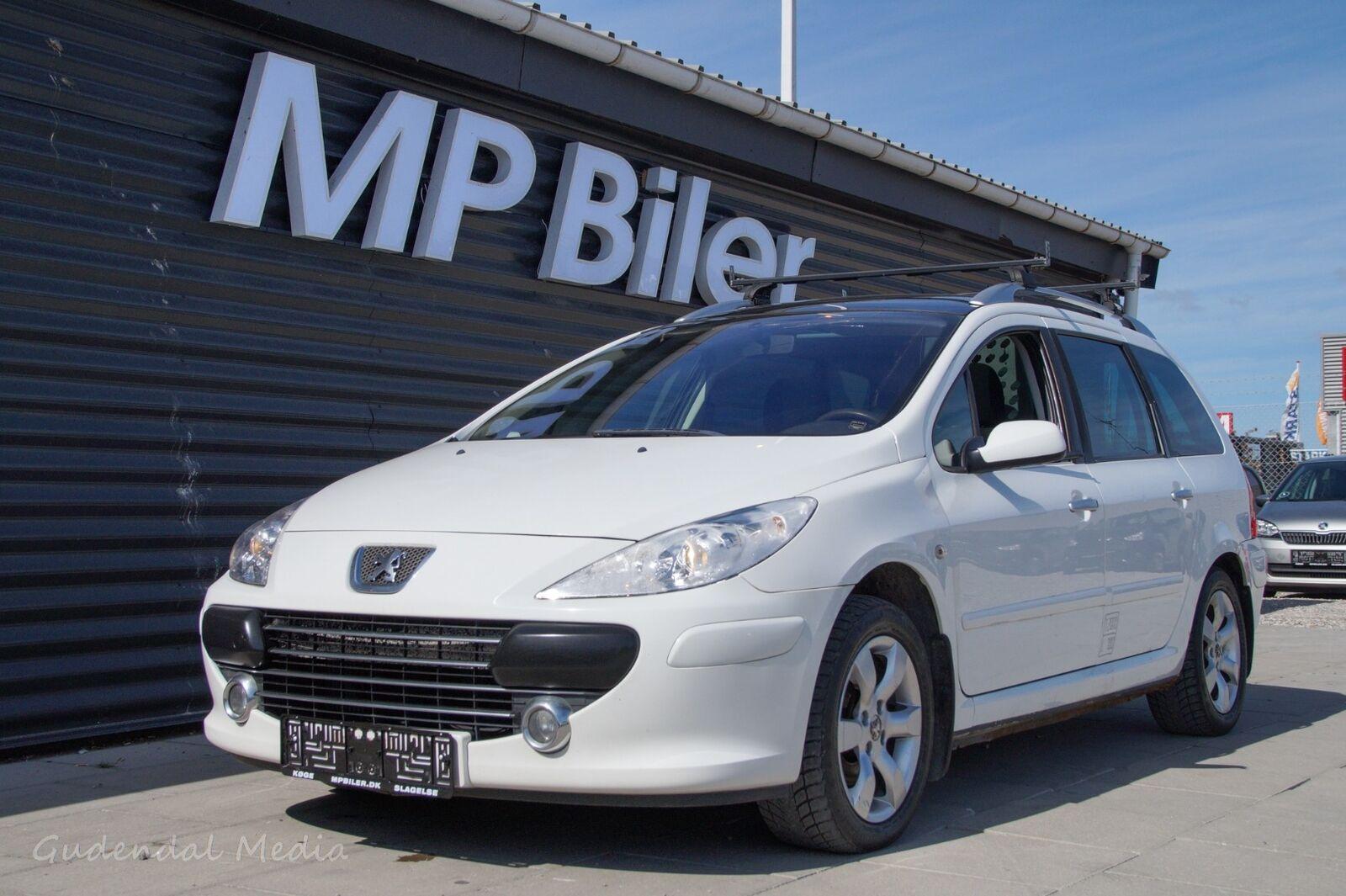 Peugeot 307 1,6 HDi 90 Airvan