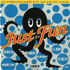 Just for Fun 1-Die stärksten Hits aus den RTL-Serien (1996) Los del Rio, .. [CD]
