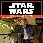 Star Wars the Force Awakens: Han & Chewie Return! by Michael Siglain (Paperback / softback, 2015)