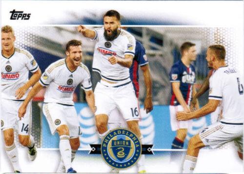 2017 TOPPS MLS MAJOR LEAGUE SOCCER BASE TEAM SETS ATL-VAN U-Pick Team From List