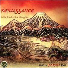 In The Land Of The Rising Sun (Live In Japan 2002) by Renaissance (CD,...