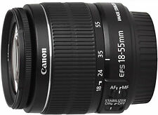 Canon EF-S 18-55mm F/3.5-5.6 IS II Zoom Lens for Canon DSLR Camera (SMP4)