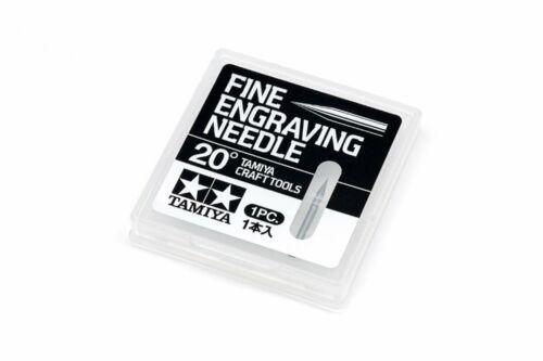 TAMIYA 74148 Pointe à Graver Fine Fine Engraving Needle