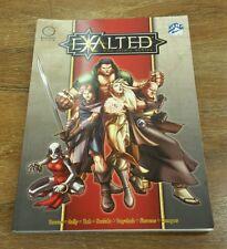 Udon Studios Exalted Comic Exalted Vol. 1 w/Bonus RPG Material SC VG