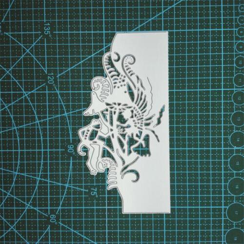Metal Cutting Dies Die Cut Stencil Embossing Scrapbooking DIY Photo Album Craft