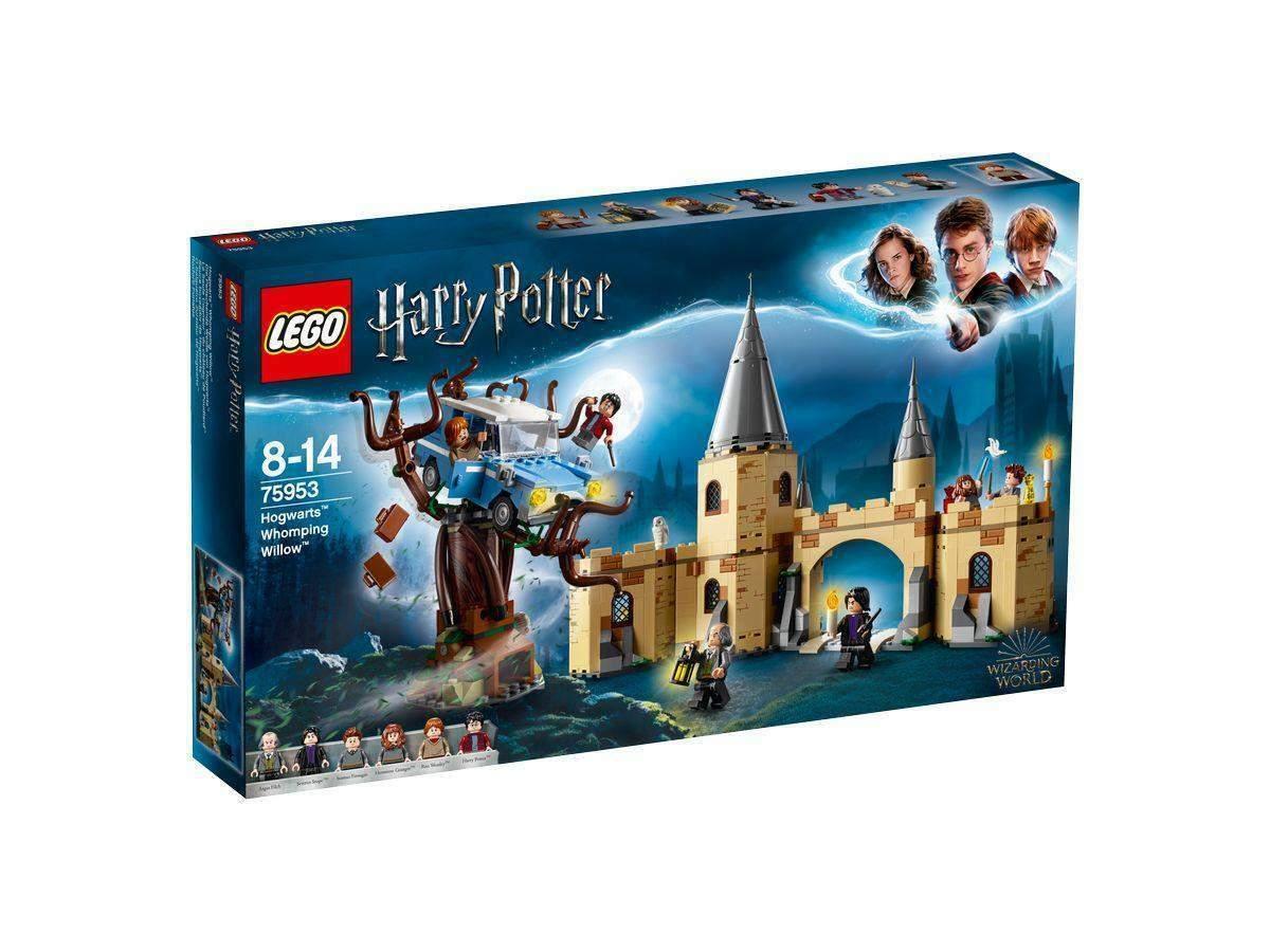 LEGO® Harry Potter™ 75953 - Die Peitschende Peitschende Peitschende Weide von Hogwarts™ ada8a0