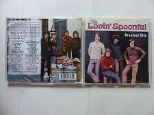 CD Album THE LOVIN' SPOONFUL Greatest hits 74465 99716 2