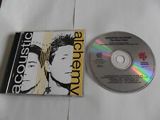 Acoustic Alchemy - The New Edge (CD 1993) GERMANY Pressing