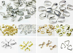Collierschlaufe-Anhaenger-Schlaufe-Verschluss-Osen-Anhaengeroese-neu