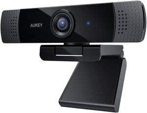 WEBCAM AUKEY 1080P FULL-HD CON MICROFONO STEREO CHAT VIDEO 30 FPS
