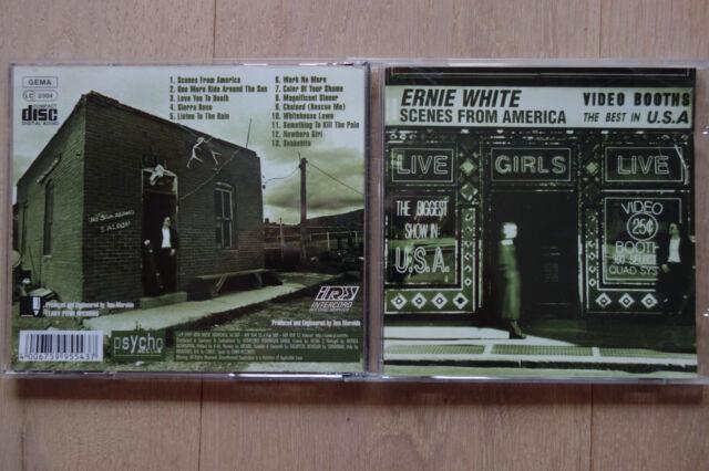 Ernie White - Scenes from America - CD