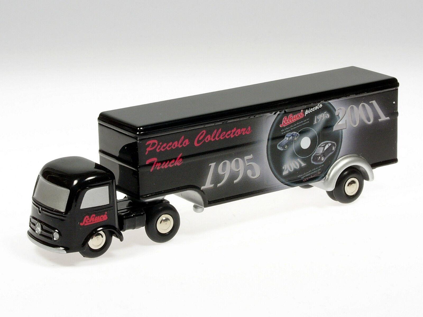 Schuco piccolo MERCEDES collectors camion 500 Ltd.   50183004