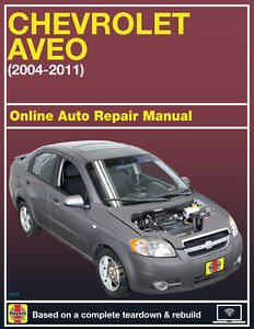 2006 chevrolet aveo haynes online repair manual select access ebay rh ebay com 2006 Chevrolet Aveo MPG 2006 Chevrolet Aveo Parts