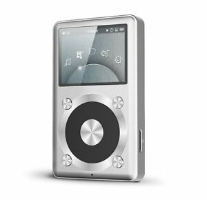 Fiio-X1-Portable-High-Resolution-Lossless-Music-Audio-Player-Silver