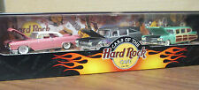 HOTWHEELS (BX 58)...CARS OF THE HARD ROCK CAFE...BRAND NEW