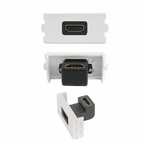 HDMI-FEMALE-SOCKET-MODULE-MODULAR-WALL-FACE-PLATE-OUTLET-RIGHT-ANGLE-90-DEGREE