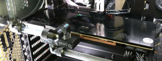 EVGA NVIDIA GeForce GTX 980 Ti SC+ GAMING ACX 2.0+ (6144 MB) (06G-P4-4995-KR)