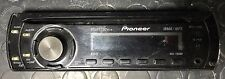Frontalino Autoradio Vintage Pioneer DEH 1100 MP Stereo