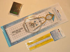 Portland Plotter, Dividers, Calculator, Lights & Shapes - for RYA Yachtmaster