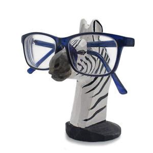 Eyeglass-Organizer-Holder-Stand-Cute-Zebra-Glasses-Storage-Rack-Ornament-Gift