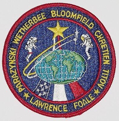 Aufnäher Patch Raumfahrt NASA STS 37 Space Shuttle Atlantis ...........A3173