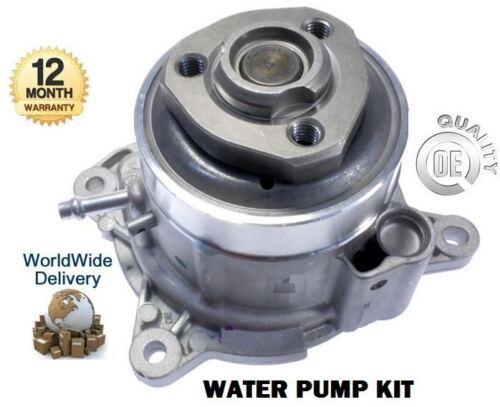 COMBI 1.2 TSI 2010--/>ON  NEW WATER PUMP KIT FOR SKODA FABIA