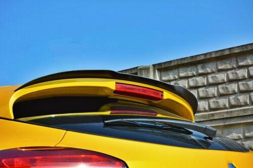 Dachspoiler Ansatz GLOSS Renault Megane MK3 RS Heckspoiler Spoiler Verlängerung