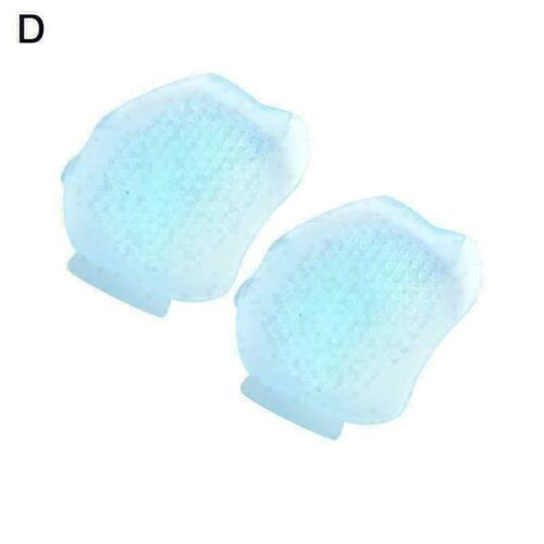 Silicone Honeycomb Forefoot Insoles High Heel Shoes Gel Pad Breathable E3X3