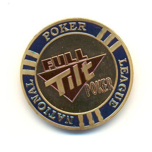 Card Guard FULL TILT POKER poker chips fiches texas hold em