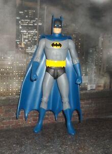 DC DIRECT COLLECTIBLES SUPER FRIENDS BATMAN FIGURE OF THROUGH THE AGES GIFT SET