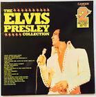 ELVIS PRESLEY The Elvis Presley Collection 2LP g/fold 1963 U.K. RCA Camden EX/EX