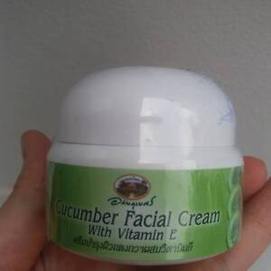 Pity, Cucumber facial moisterizer