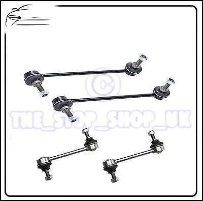 Per TOYOTA AVENSIS 97-03 anteriore Roll Bar Goccia link Rods X 2